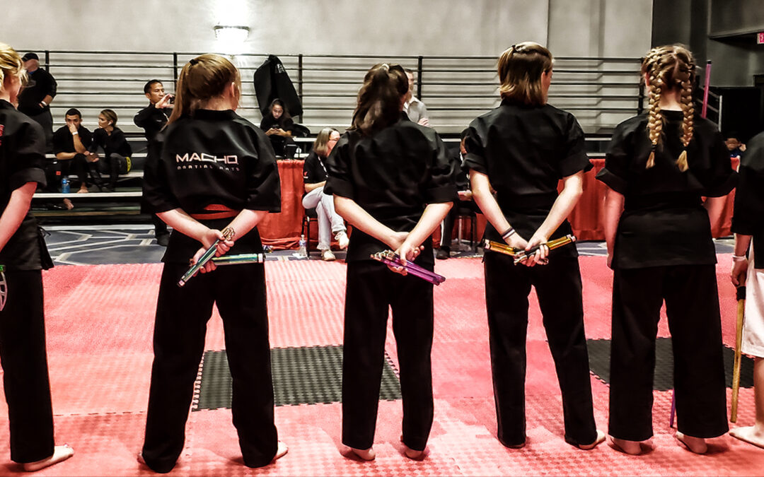 What to Expect at Your First Martial Arts Tournament